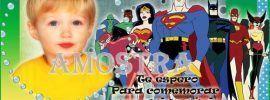 convite-liga-da-justica-super-man-azul
