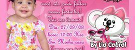convite-lilica-ripilica-bonito-rosa-lindo-rosa