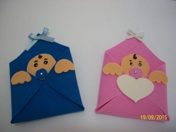 100 Convites de Chá de Bebê