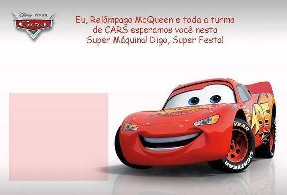 Convite Carro Convite Dalmatas
