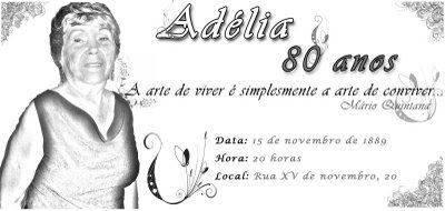 Tag Frases Para Convite De Aniversario 80 Anos