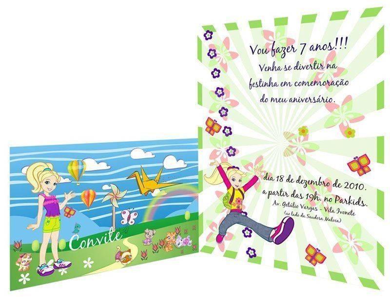 Convites Aniversario De 6 Anos: Convite-de-aniversario-de-7-anos-6