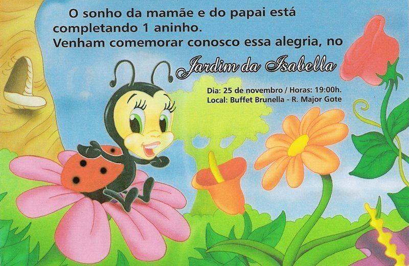 Mensagem De Aniversario De Um Ano Para Filho: Recados Mensagens Para Convites De Aniversario De 1 Ano