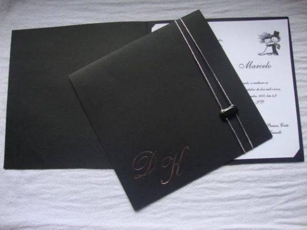 Convites de Casamento 8