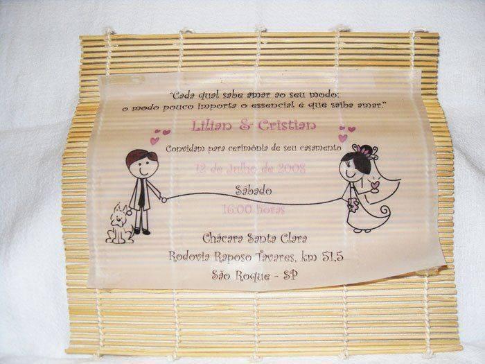 Convite De Noivado 4 Convite De Noivado 6
