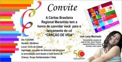Convite para Show