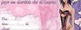 convite chá lingerie 11