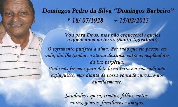 Convite Para Missa De Sétimo Dia Modelos De Convite