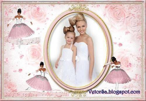 799345f44b Convite de aniversário bailarina – Modelos de Convite