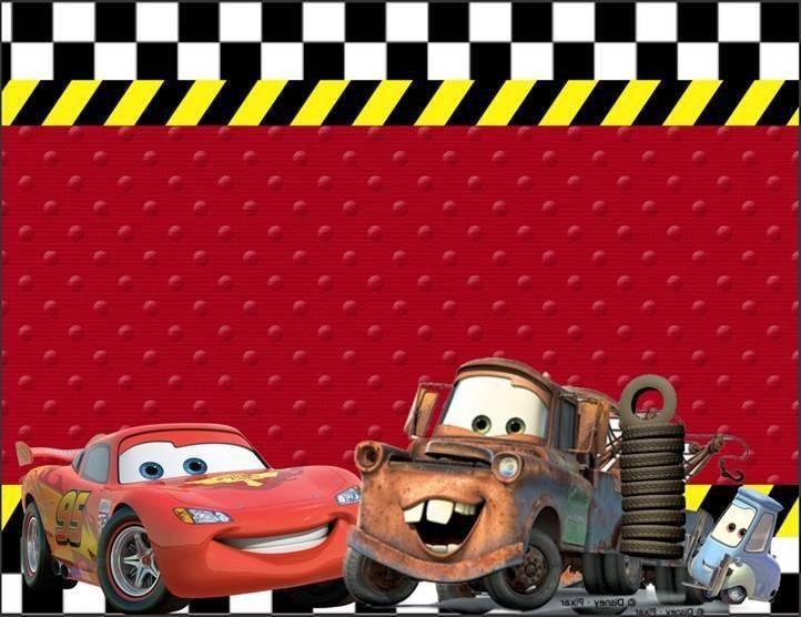 convite de anivers u00e1rio carros  u2013 modelos de convite