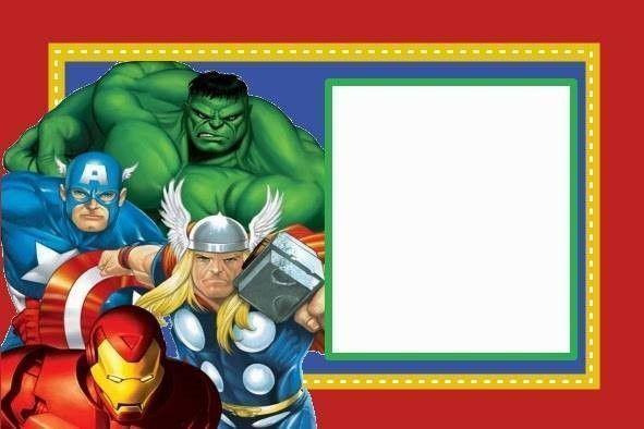Calling All Superheroes Birthday Invitation as great invitations design