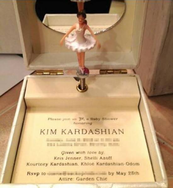 Convite de Chá de Bebê Bailarina: 18 modelos!