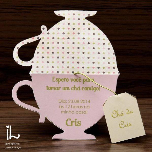 20 Convites Incríveis para Chá de Cozinha
