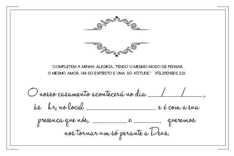 5 Versículos Da Bíblia Para Usar No Seu Casamento: Mensagens Bíblicas Para Convite De Casamento