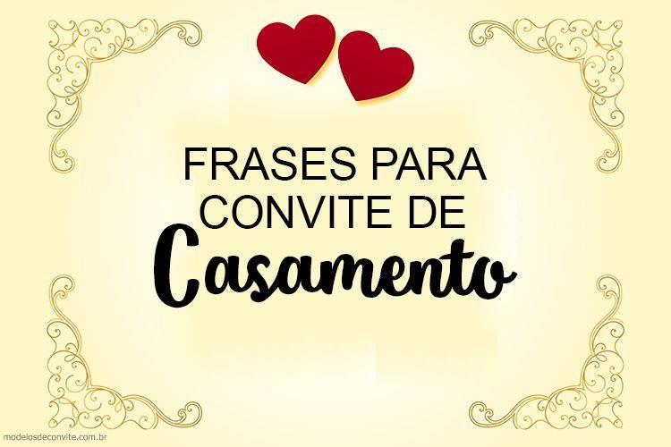 50 Frases De Amor Mais Lindas Para Colocar No Convite De: Mais Recentes Frases Para Por Em Convite De Casamento