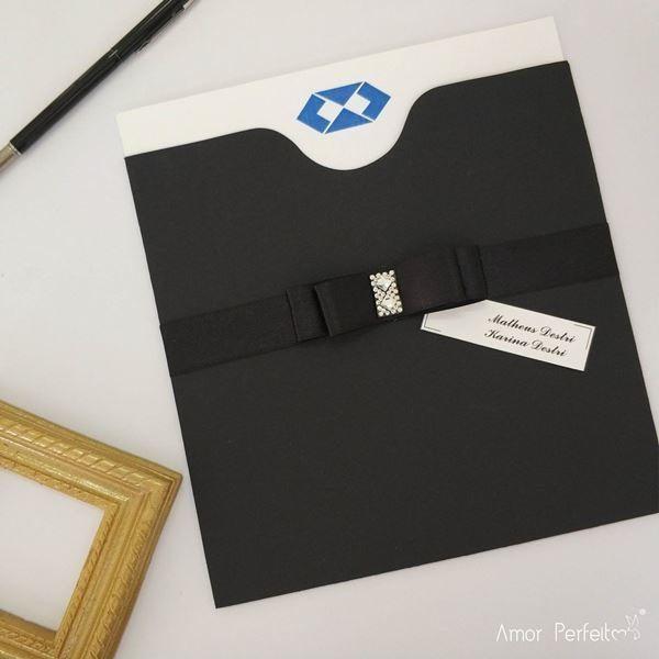 Convite de Formatura de Administração: 35 Modelos Elegantes!